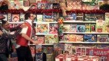 Quand on achète un cadeau de Noël avec les Inconnus (Palmashow)