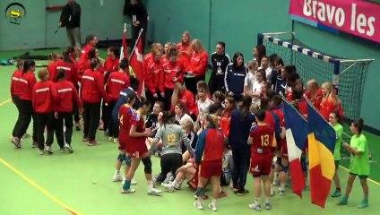 ASV TV - Tournoi International George ILTIS 2013 - France vs Roumanie