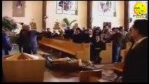 L'idolâtrie dans les églises. Le statut de la mère de Dieu e'écroule dans une église