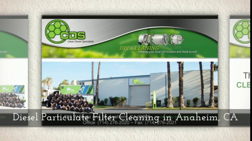 Affordable DPF Cleaning – Orange County DPF Cleaning