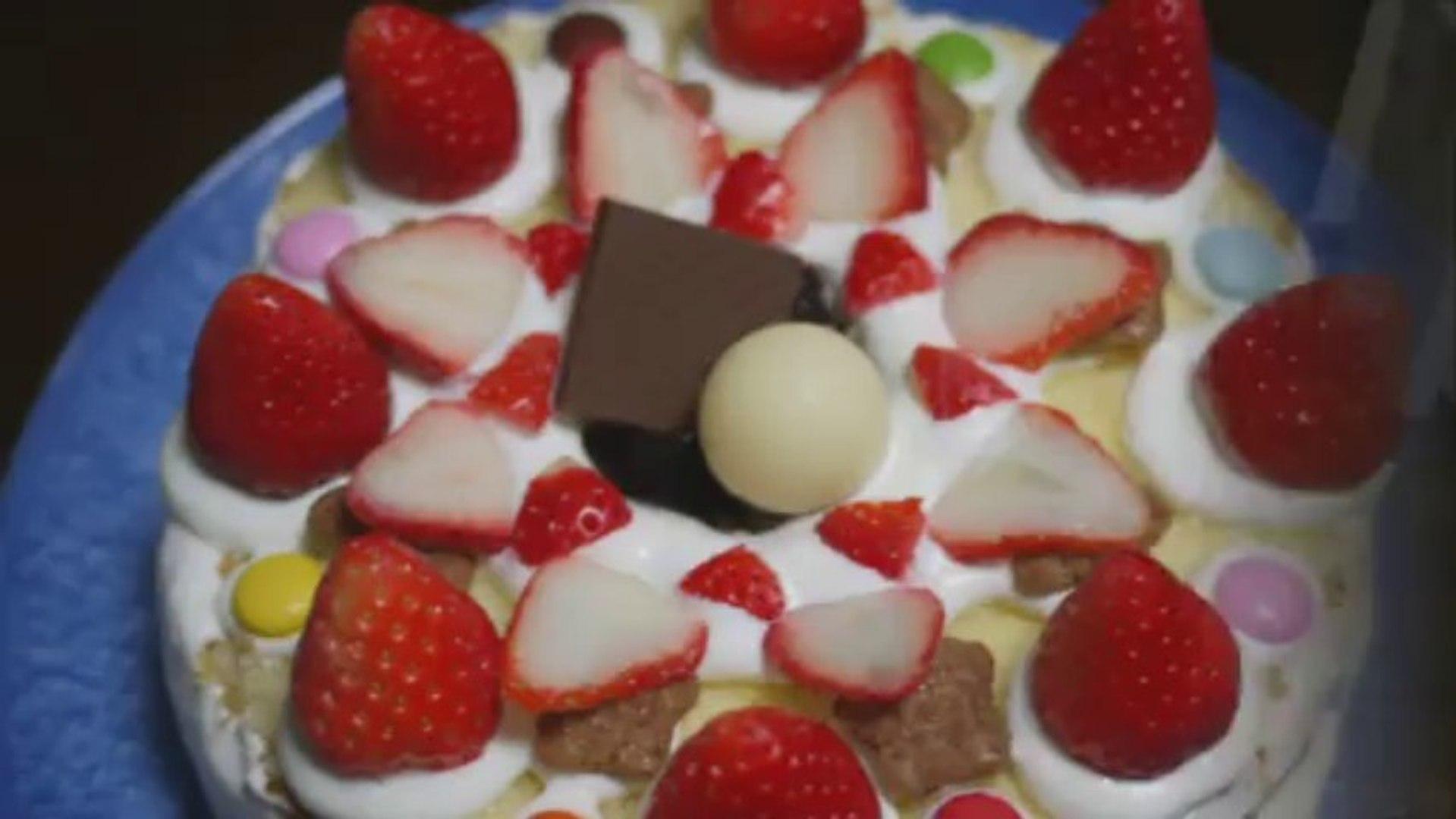 クリスマスケーキ,Christmas cake,ケーキ レシピ,イチゴケーキ,Cake recipes,Strawberry cake