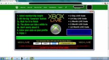 NO SURVEY] Xbox Live Code Generator With Proof It Works! Virus Scan In Description!