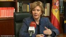 """Becerril: """"Hay que recuperar la confianza de los ciudadanos"""""""