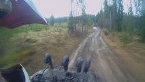 Extreme ATV Offroading + Mudding On Quads