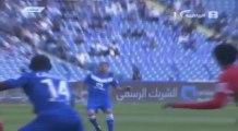 هدف الهلال الاول ضد الاتفاق في الجولة (15) من دوري عبداللطيف جميل - YouTube