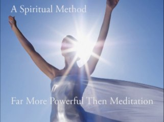 A Spiritual Method Far More Powerful Then Meditation  talk by Sra Heather Giamboi