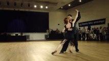 Gala Swango Pleurtuit  23 Nov 2013 - WCS- Tango - Delphine Zinck - Armando Danse