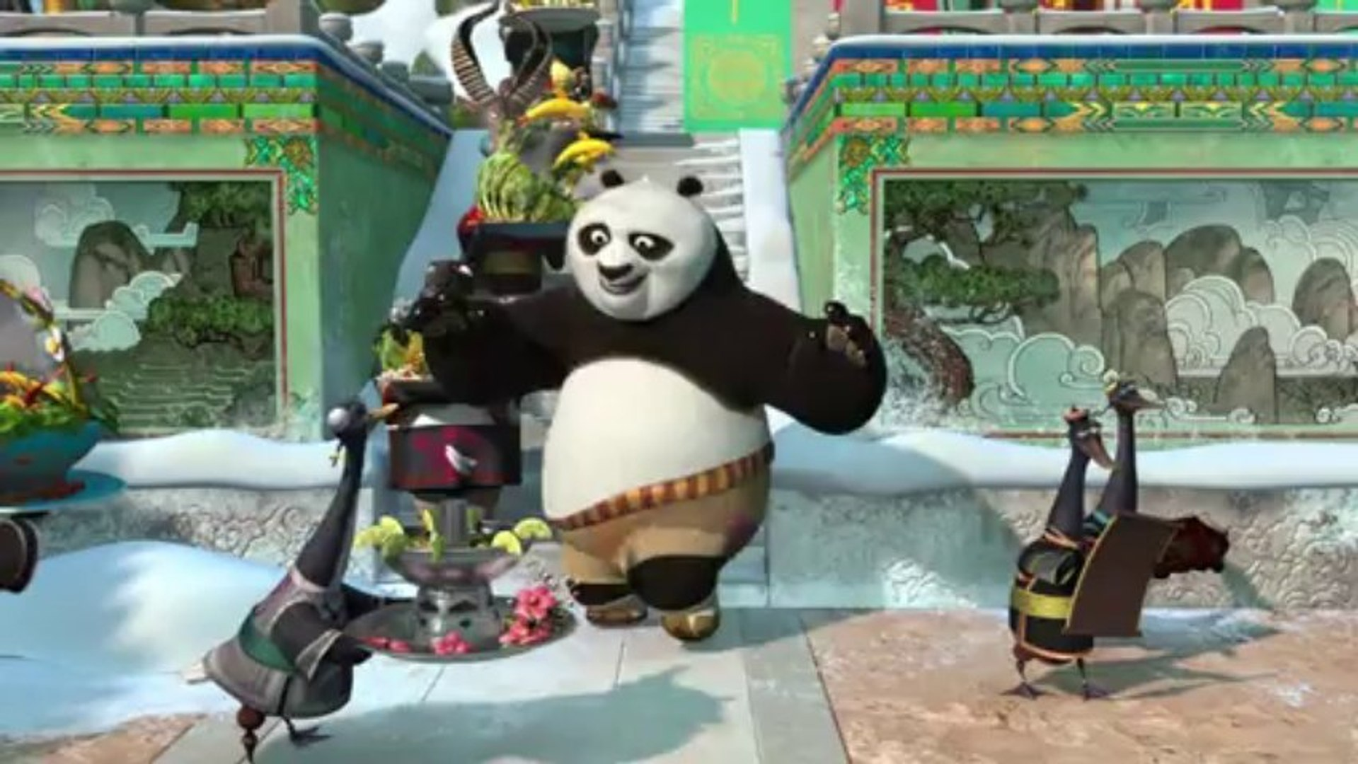 Lt Kung Fu Panda Holiday Special 2010 Video Dailymotion