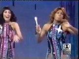 CHER & TINA TURNER - Shame Shame Shame (1975)