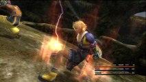Final Fantasy X HD Remaster (Walkthrough part 025) Mushroom Rock Road crusader blockade