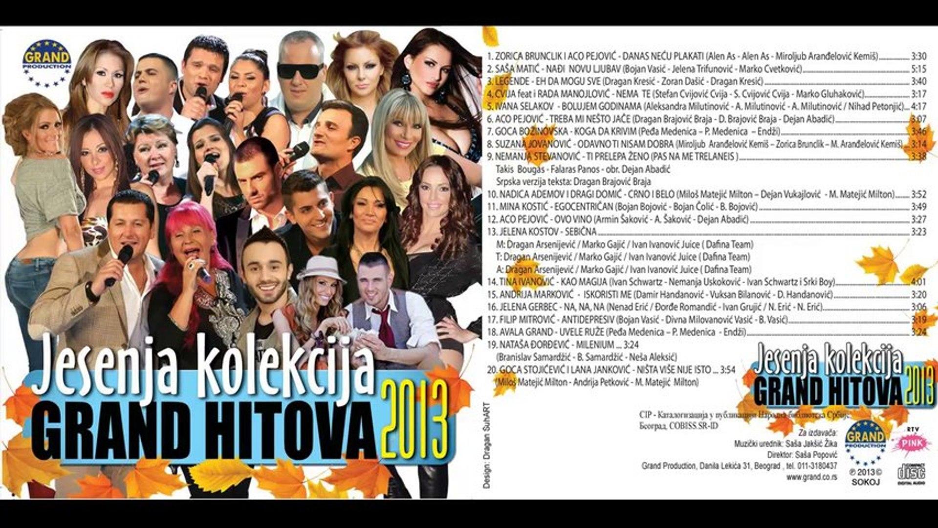 Sasa Matic - Nadji novu ljubav - (Audio 2013) HD