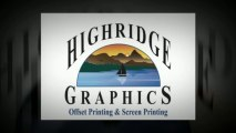 online printing | printing services in Blowing Rock, NC by Highridge Graphics Highridge Graphics