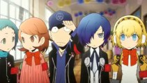 Persona Q- Shadow of the Labyrinth Second Trailer