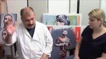 Art Cible - 31 - Yvon Goulet Entrevue fin et Goulet Artiste