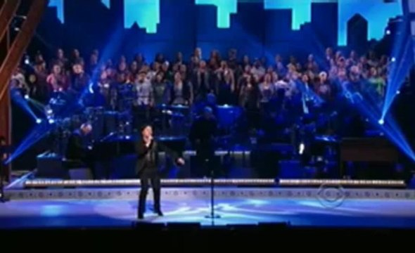 Rufus Wainwright New York State of Mind and Piano Man Billy Joel tribute Kennedy Center Honors 2013