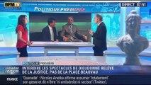 Politique Première: Interdire les spectacles de Dieudonné: François Hollande soutient Manuel Valls - 30/12