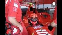 Michael Schumacher, en estado crítico tras un accidente de esquí en Francia