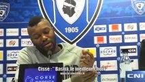 Ligue 1 : Djibril Cissé est bastiais