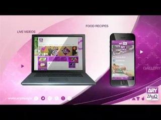Zauq App - promo