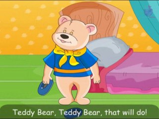 Teddy-Bear Teddy-Bear