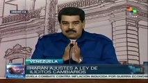 Harán ajustes a Ley de Ilícitos Cambiarios de Venezuela
