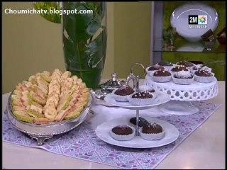 choumicha - recette biscuit et tourte chocolat