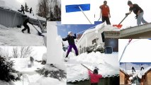 XL Roofing Edmonton roofing contractors roof snow off