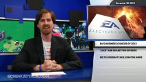 Hard News Recap 12/30/13 - YouTube's strict Content ID policies and the folly of EA - Hard News