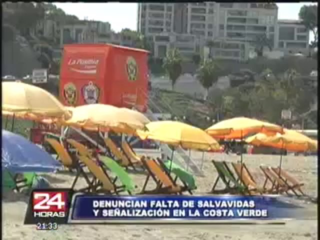 Playas en la Costa Verde no cuentan con policía de salvataje ni banderines | Godialy.com
