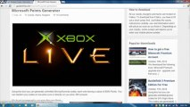 Free Microsoft Points For Xbox 360 - Free Microsoft Points