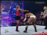 WWE Divas Mickie James Vs Victoria Fighting In the Ring