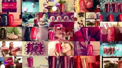 Coca-Cola'dan tesekkurlerimizle...