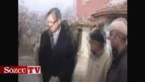 Evleri yanan çifte devlet şefkat eli uzattı
