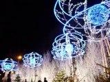 2013 Paris Illuminations Champs-Elysées (vidéo 3)