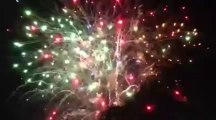 Melbourne Midnight Fireworks Full New Years - 2014 Fireworks - Full fireworks display 2014 -