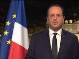 """Voeux 2014: Hollande propose un """"pacte de responsabilité"""" aux entreprises pour l'emploi - 31/12"""