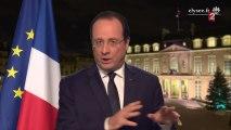 """Emploi : François Hollande propose un """"pacte de responsabilité"""" aux entreprises"""