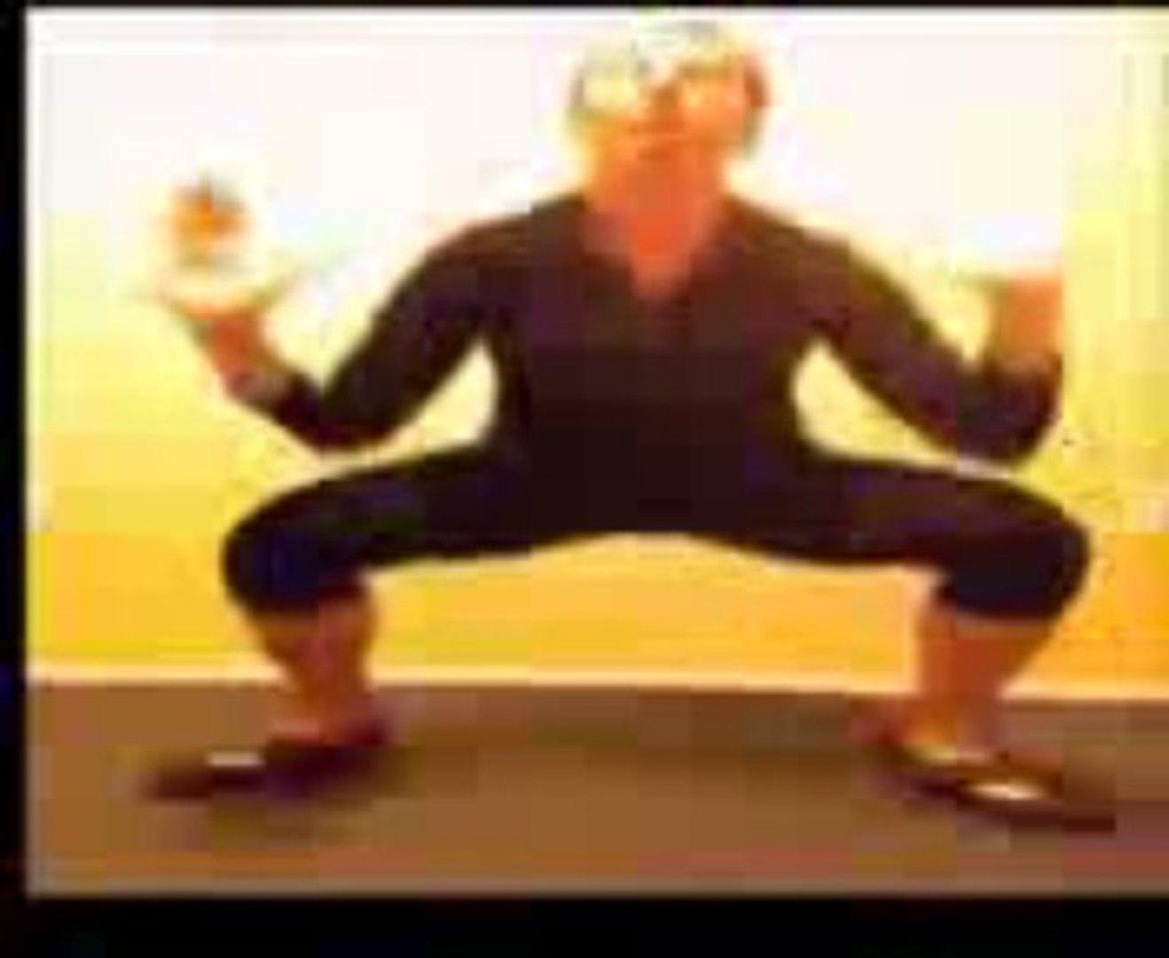 Portland Personal Trainer | Jumping Jack Squats