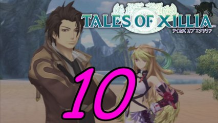 Let´s play Tales of Xillia part 10# Kijara-Fälle