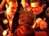 Sarkozy s'adresse aux jeunes UMP Paris