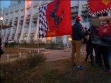 Les fans au chevet de Schumacher - 02/01