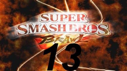 Let`s play Super Smash Bros. Brawl part 13# Es geht steil nach oben