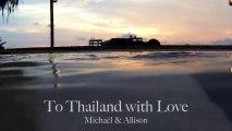 Thaïlande, mon amour. Itinéraire de notre voyage