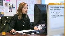 Maî, responsable d'une équipe de R&D