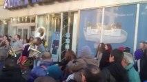 MP 2013 : ça frétille sur le marché aux poissons à Marseille