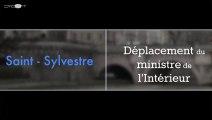 Dispositifs de sécurité de la Saint-Sylvestre : Déplacement de Manuel Valls, mardi 31 décembre 2013