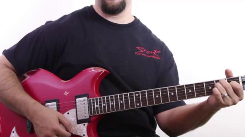 Easy Picking Pattern – Fingerpicking Guitar Lesson – Guitar Chords for Beginners