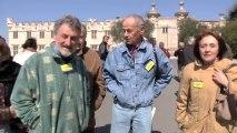 22/03/09 Mille lecteurs de La Provence au palais des Papes d'Avignon
