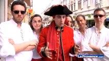 Festival d'Avignon : les flibustiers pillent l'imaginaire des gens !