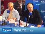 27/03/09  Canteloup rejoue Gaudin; Barthez et Domenech